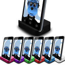 Desktop Charger Dock Mount Stand Cradle Micro USB for Samsung Galaxy Gio S5660
