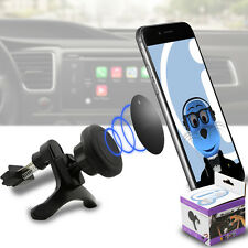 Multi-angle Magnetic Air Vent In Car Holder For BlackBerry 8520 Curve, 9300 3G