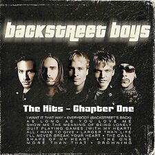 The Hits: Chapter One by Backstreet Boys (CD, Oct-2001, Jive (USA)) NEW Sealed