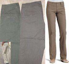 Columbia Womens Willowdale Soft Cotton Pants, 2/4/6/8/10 R/L 3_colors - $60 NWT!