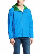 COLUMBIA MENS M WATERTIGHT II waterproof OMNI TECH RAIN/WIND JACKET