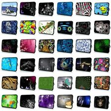 "9"" 10"" 10.1"" 10.2""Neoprene Sleeve Bag Case Cover For Netbook Laptop Tablet Ipad"