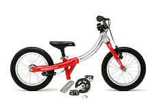 Balance Bike & Adaptable Pedals 3in1 AGE 2-7 suitable 4 child with special needs