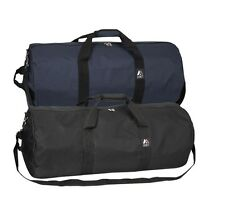 Everest 30-inch Polyester Rounded Duffel Bag choose color
