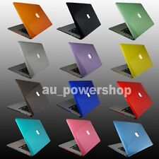 11'' MacBook Air Crystal Plastic Case Cover / Keyboard Cover / Protector / Bag