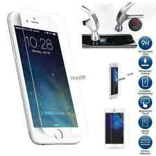 New For Apple iPhone Premium HD Tempered Glass Screen Protector Clear Film Cover