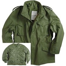 Alpha Industries M-65 Field Coat with Liner