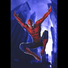 Marvel Spider-Man 1, 2, 3 (Blu-ray, DVD, Comic Books, 3D Slipcover)Tobey Maguire