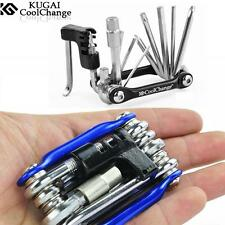 Bicycle Chain Rivet Extractor Cycling Repair Tools Kit Multi-function Tire Alloy