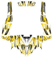 Can am Commander Graphic kit with Blingstar,OEM,Pro Armor Door Wrap Design #1500
