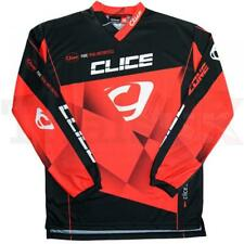 Clice Zone Trials Riding Shirt Red - SPECIAL OFFER