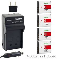 NP-BG1/FG1 Battery& Charger for Sony CyberShot DSC-HX5V DSC-HX7V DSC-HX9V DSC-H3