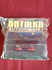 EAGLEMOSS BATMAN AUTOMOBILIA Issue No 9 Diecast Model & Magazine New & Sealed