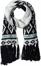Jessica Simpson Women's Boucle Intarsia Knit Scarf - Choose SZ/Color