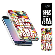 Keep Calm Letter Print Phone Case Cover for iPhone 5S 6 7 Plus Samsung S5 Luxury