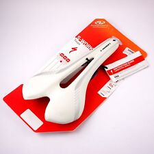 Specialized S-Works Toupe  Carbon Saddle White Road Cycling 130/143/155mm