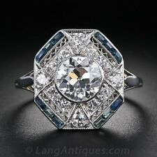 3.86CT White Topaz Women 925 Silver Jewelry  Wedding Engagement Ring Size 6-10