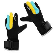 2pcs 3mm Neoprene Non-slip Scuba Jetski Kayak Surfing Wetsuit Diving Gloves