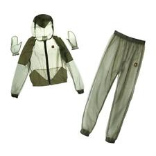 Anti-mosquito Clothing Set Bee-keeping Insect Bug Fishing Camping Hunting