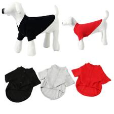 MagiDeal Cotton Dog Shirt Summer Pet Puppy Clothes Outfit Apparel Coat Top Gift