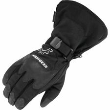 Firstgear Explorer Leather/Textile Gloves Motorcycle Gloves