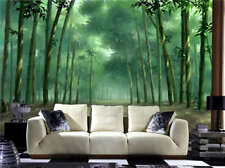 Mysterious Bamboo Forest Full Wall Mural Photo Wallpaper Print 3D Decor Kid Home