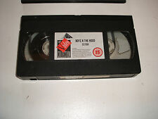 VHS VIDEO TAPE...COLLECTABLE.....BOYZ IN THE HOOD...no cover
