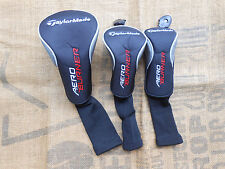 TaylorMade AERO BURNER HEAD COVER ONLY ⛳ Driver, FW, Hybrid Options ⛳ YOU CHOOSE