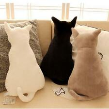 MagiDeal Cat Back Throw Back Rest Pillow Car Sofa Cushion Bolster Kids Toy Gift