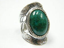 New SHABLOOL Ring Turquoise Jewelry 925 Sterling Silver Women Lady