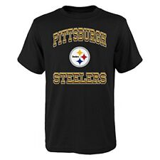 "Pittsburgh Steelers Youth NFL ""Gridiron Hero"" Short Sleeve T-Shirt"