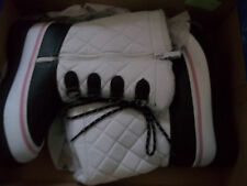 Totes White waterproof Winter boots Size 8-11 Childs  Med New box