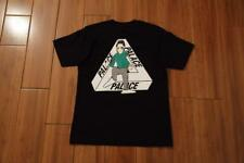 New PALACE Unisex Men's Triangle Short Sleeves Summer Cotton T-shirt Tee Tops