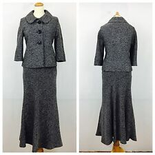 Evie Jacket Skirt Suit Size 12 Fully Lined Formal     (95C)