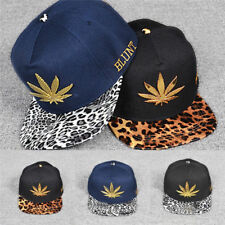 New Unisex Men Fashion bboy brim adjustable baseball cap snapback hip-hop hat  X