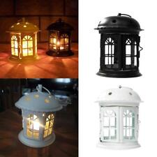 Magideal VINTAGE CANDLE HOLDER CANDLESTICK LANTERN WEDDING PARTY LIGHT 6 Styles
