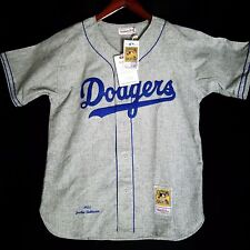 Jackie Robinson Brooklyn Dodgers Mitchell & Ness Authentic 1955 Road Jersey $275