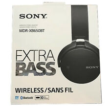 Brand New Genuine Sony MDR-XB650BT Bluetooth Extra Bass Headphones w/ Microphone