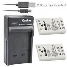 EN-EL5 Battery & Slim USB Charger for Nikon Coolpix 3700 4200 5200 5900 7900 P3