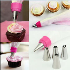 Icing Piping Nozzles Tips Pastry Bag Cake Sugarcraft Decorating Tool Useful PRC