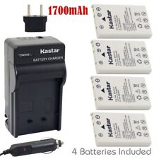 EN-EL5 Battery& Regular Charger for Nikon Coolpix 3700 4200 5200 5900 7900 S10