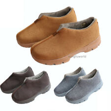Buddhist Monk Winter Boots Kung fu Shoes Martial arts Tai chi Sports Sneakers