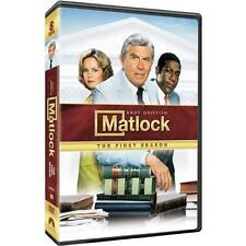 Matlock: Season 1 DVD Factory Sealed New Andy Griffith Free Shipping!!