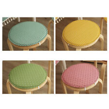 Round Chair Cushion Seat Pads Indoor Dining Kitchen Office Chair Mat Tie On
