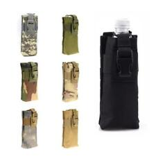 Molle  Army Water Bottle Bag Combined Open Top Water Bottle Pouch Water Pack