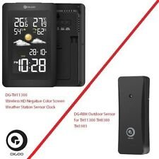 [NEW] Digoo USB Weather Station Barometer Hygrometer Thermometer Forecast Sensor