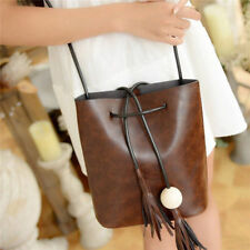 Fashion Womens Leather Crossbody Satchel Shoulder Handbag Tote Messenger Bag New