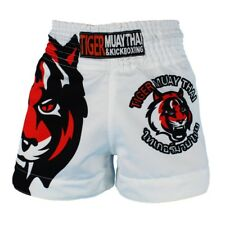 Tiger MMA Fight Shorts Cage Boxing Grappling Muai Thai Fighting Martial Arts New