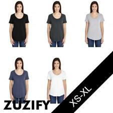 American Apparel Ladies Junior Fit Ultra Wash T-Shirt. RSA6320