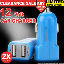 Universal USB car charger 2-Port Dual Adapter 12V 3.1A For Samsung S7 S6 Edge S5